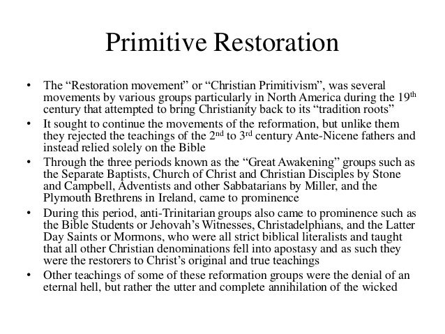 essay brief history of christianity