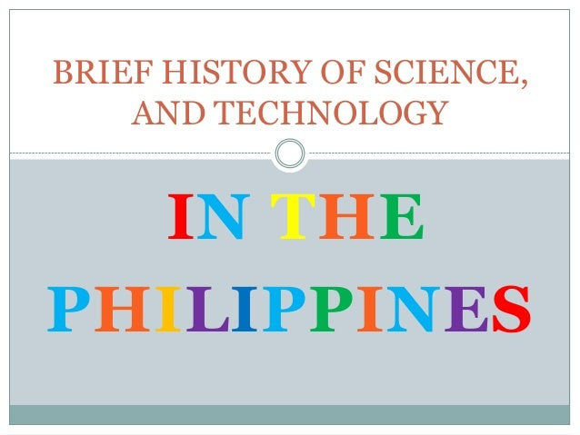history of science and technology Course content this course aims at giving students a broad introduction to the history of technology and science it entails the study of societal and cultural development, as to how societies have been shaped by various forms of technologies and sciences.