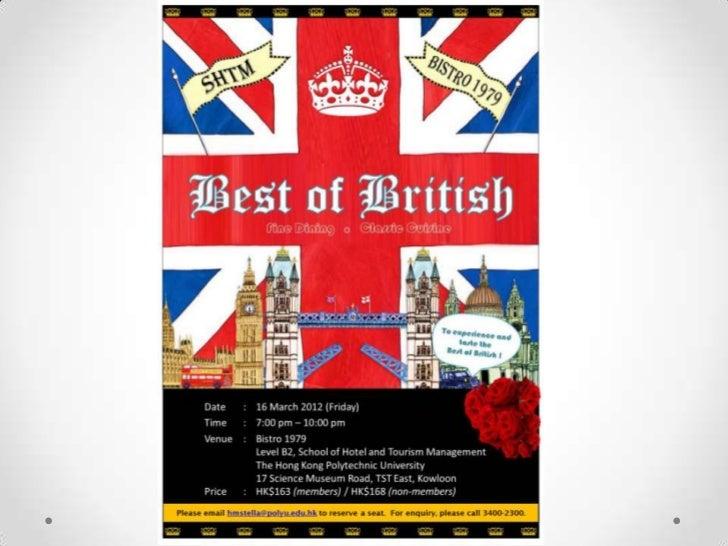 Briefing    Event B Best of Britain
