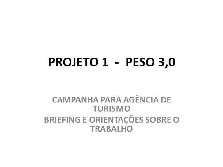 Briefing agencia 3 coroas