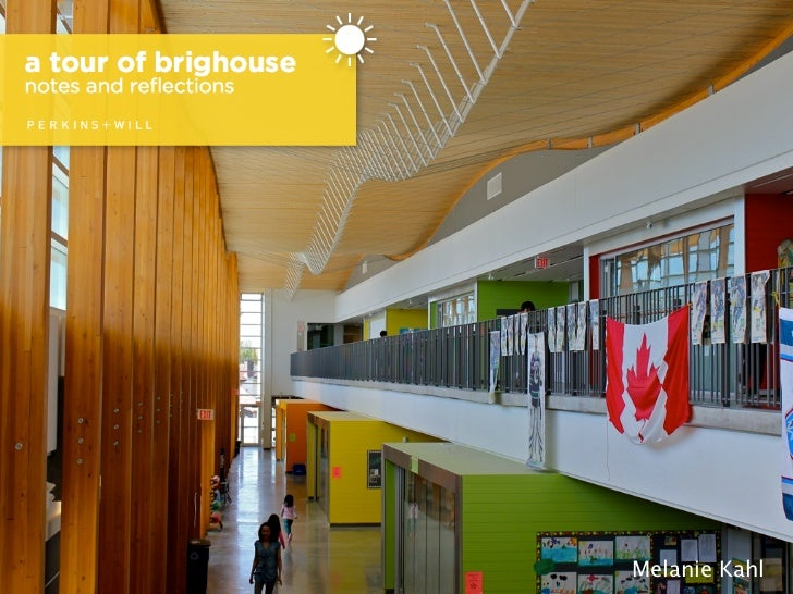 Tour of Brighouse Elementary