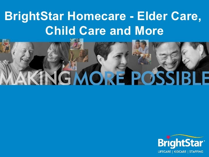 BrightStar Home Care Introduction
