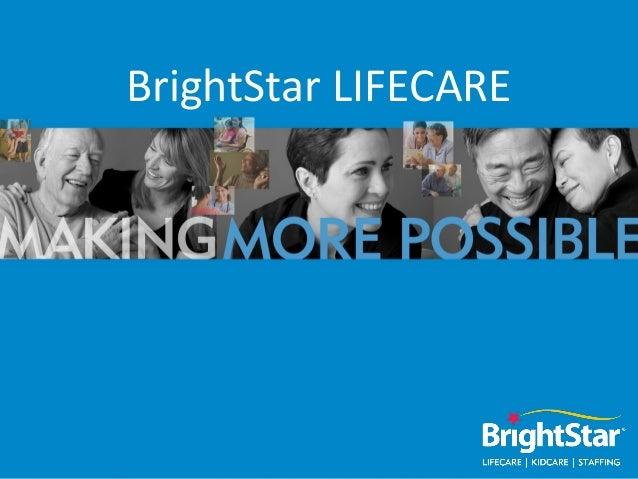 BrightStar LifeCare
