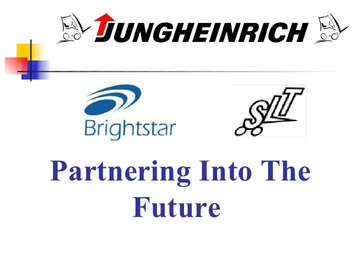 Partnering Into The Future