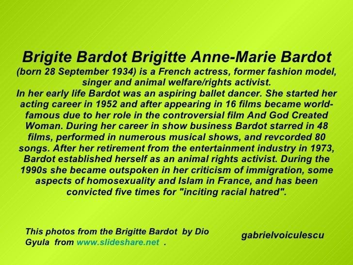 Brigite Bardot Gaby 1