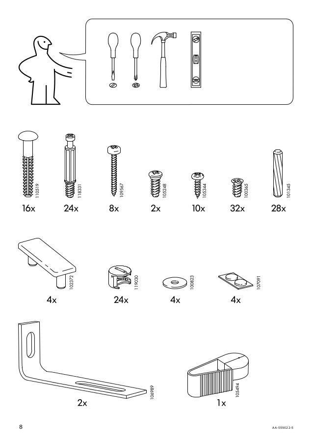 ikea brimnes assembly instructions