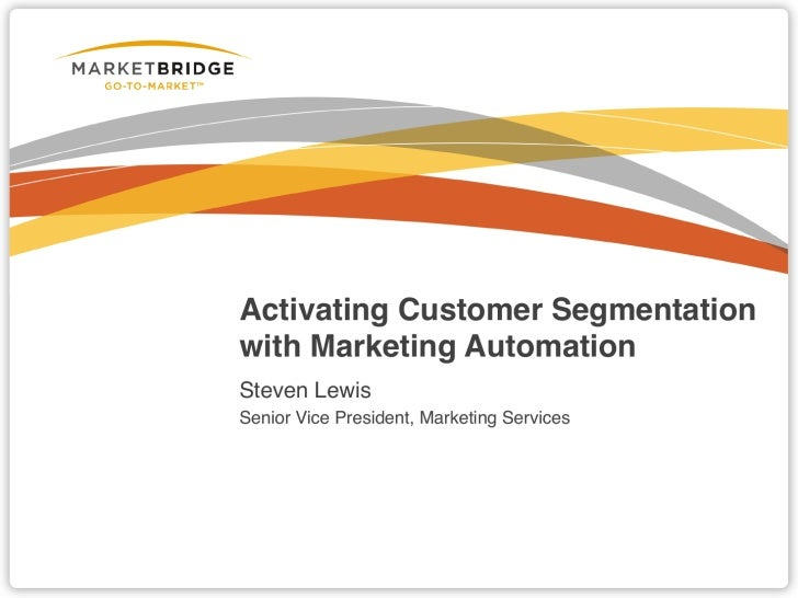 Bringing Customer Segmentation to Life