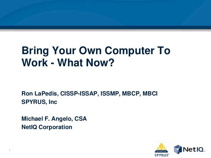 Bring your own-computer_to work