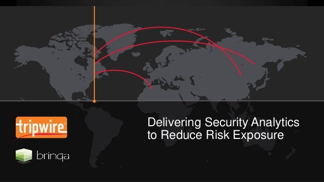 Advanced Analytics to Attain Risk Insights and Reduce Threat