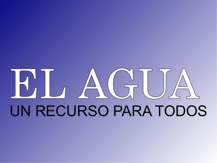 ELAGUAUN RECURSO PARA TODOS