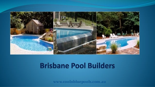 Welcome To Brisbane Swimming Pool Builders