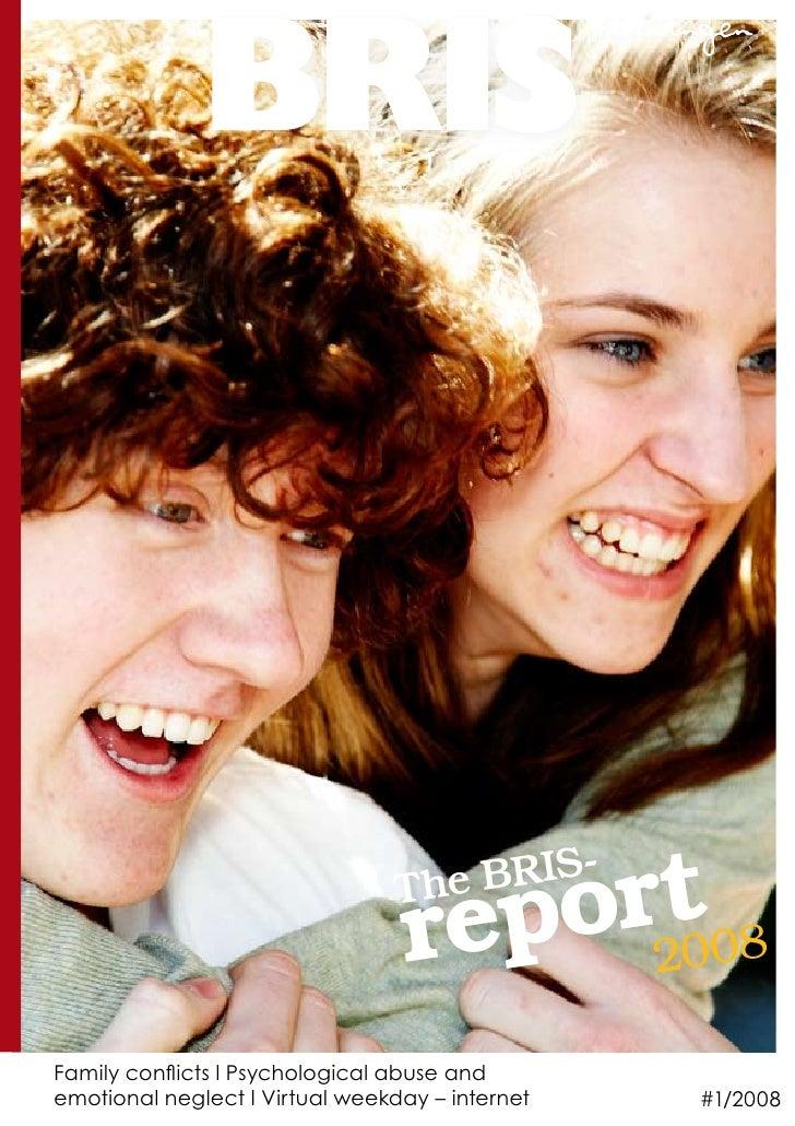 BRIS Report 2008