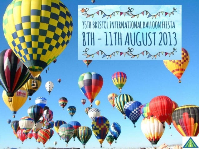 Largest annual hot air balloon festival in Europe.