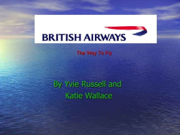 The Way To Fly By Yvie Russell and  Katie Wallace