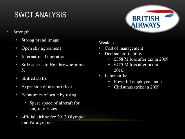 easy jet swot analysis