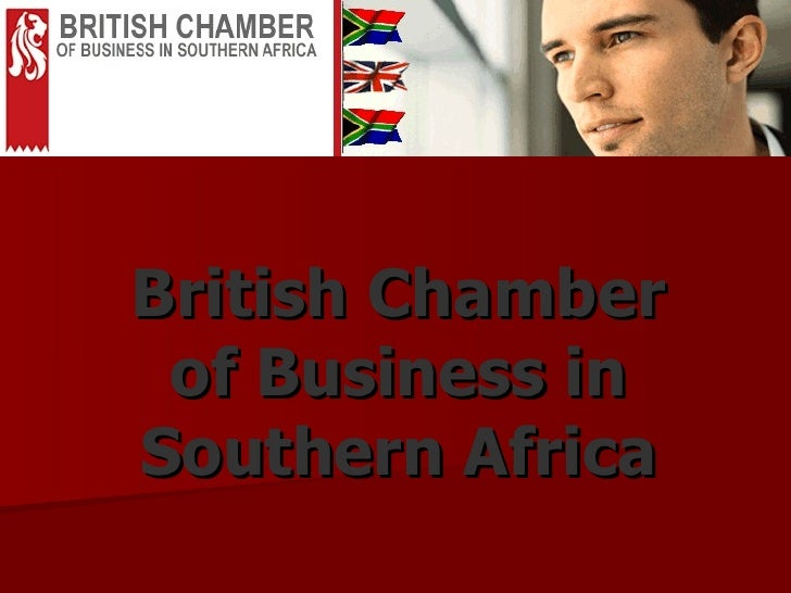 British Chamber of Business in Southern Africa