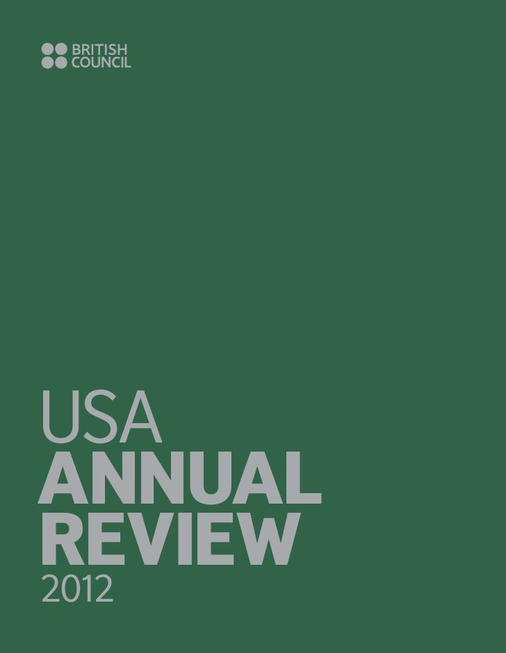 USAANNUALREVIEW2012