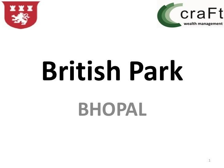 British Park   BHOPAL               1