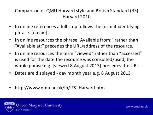 Cite dissertation harvard style