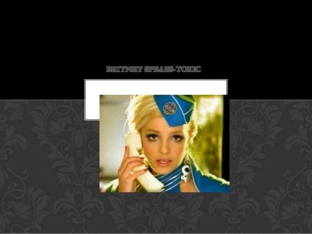 Britney Spears-Toxic analysis