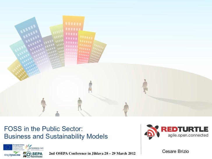 Sustainable Business Model for FLOSS in the Public Sector