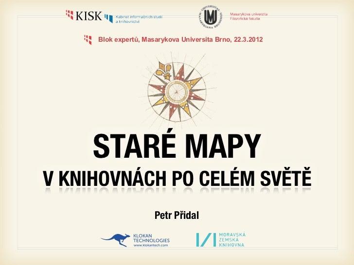 Brno FF MU KISK Blok expertu