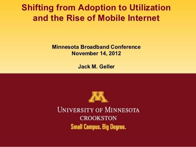 Broadband Conference 11 14 12