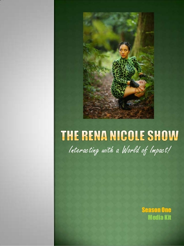 RENAissance WoMan Productions presents...