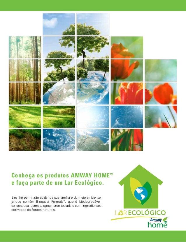 Conheça os produtos A MWAY H OME ™e faça parte de um Lar Ecológico.Eles lhe permitirão cuidar da sua família e do meio amb...