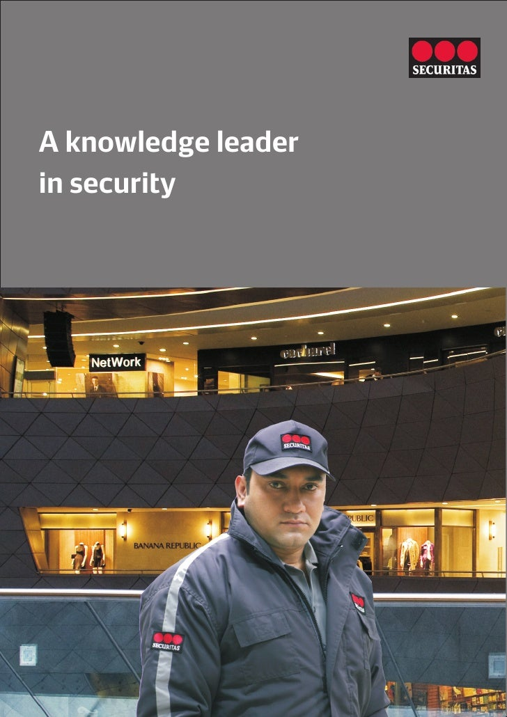 A knowledge leader in security