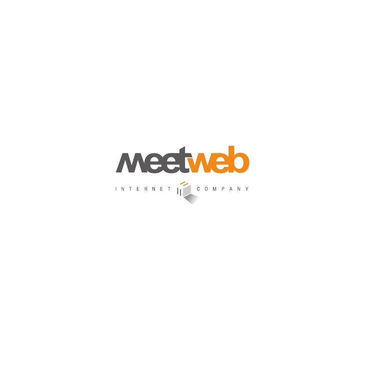 Meetweb   Brochure Web Agency