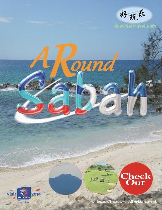 Tour Sabah the way you prefer