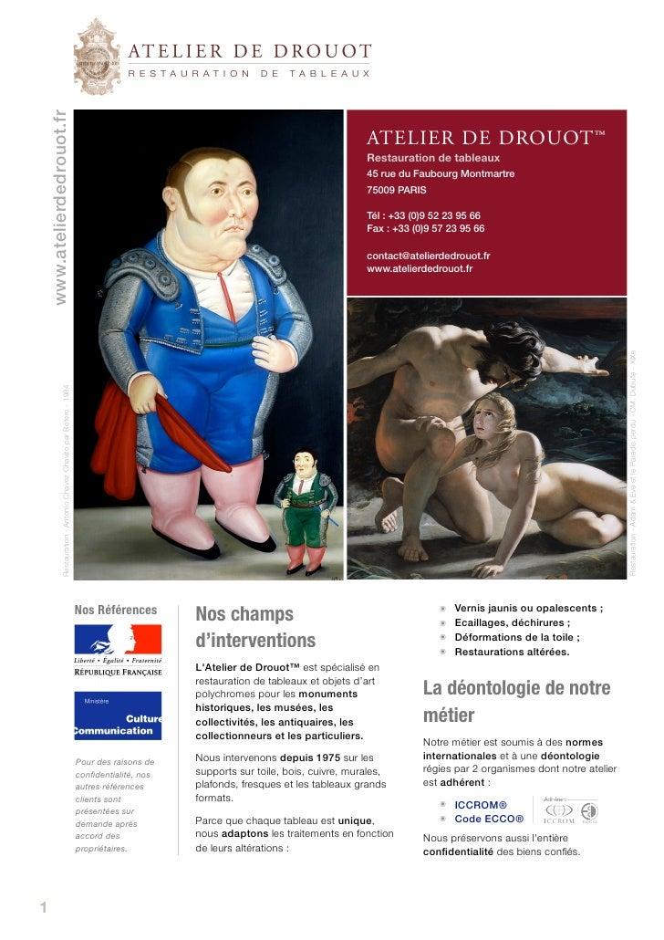 www.atelierdedrouot.fr                                                                                                    ...