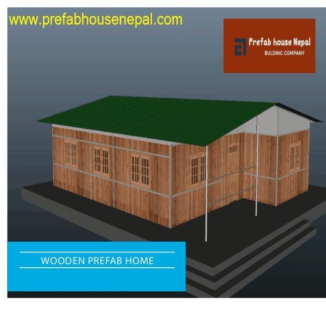 Brochure Prefab House Nepal