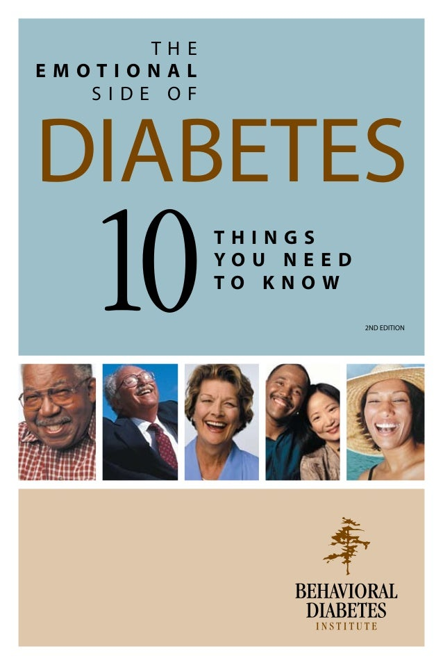 Brochure diabetes-10-things-to-know