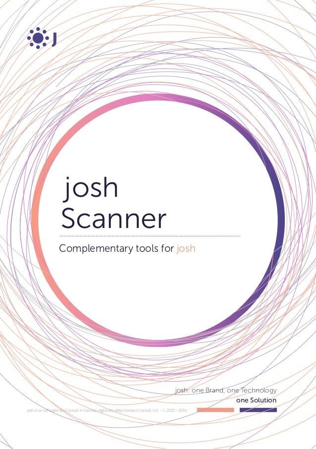 Brochure josh Scanner