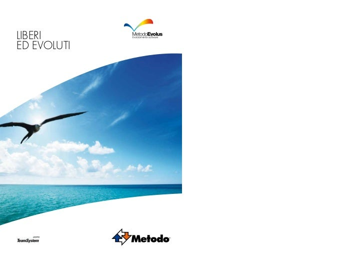 Brochure su Metodo Evolus - Gestionale ERP esteso e proattivo, verso il BPM