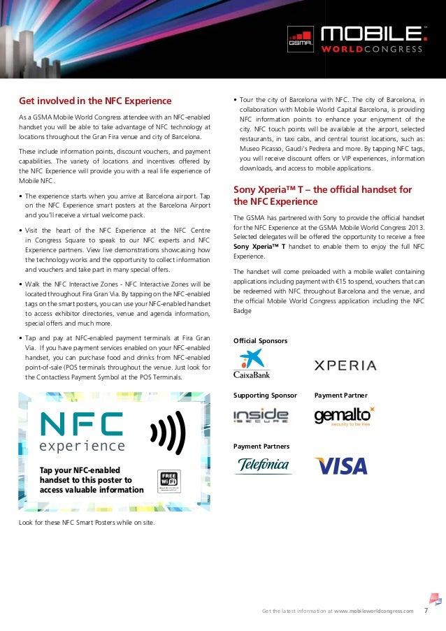 NFC Brochures