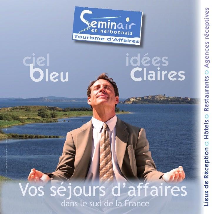 Brochure Séminair en Narbonnais