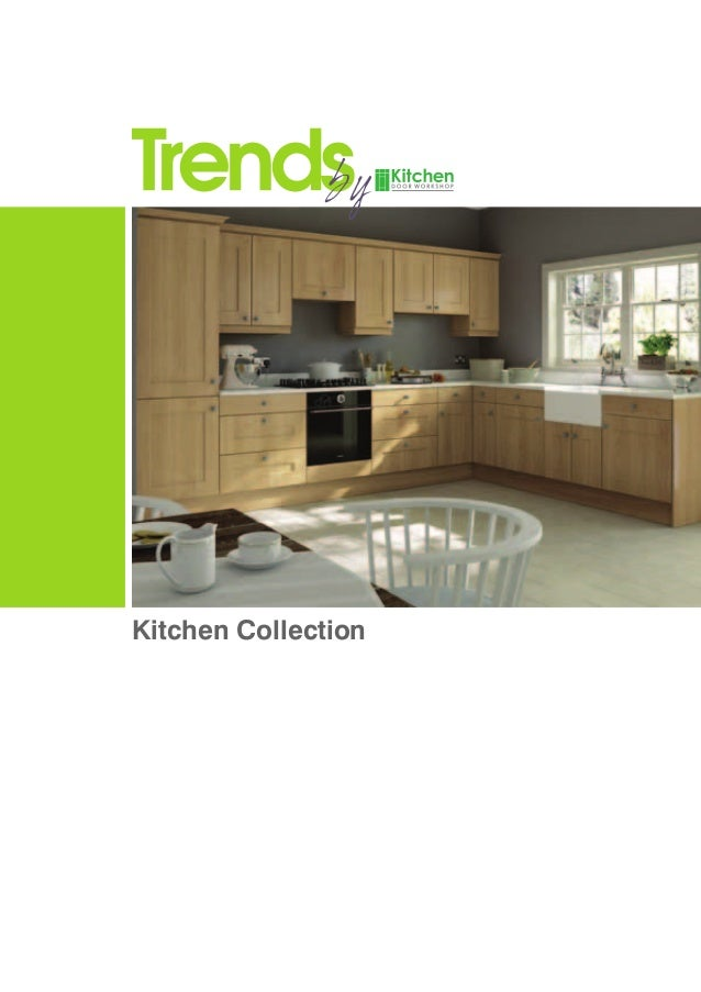 Kitchen Door Workshop - Trends