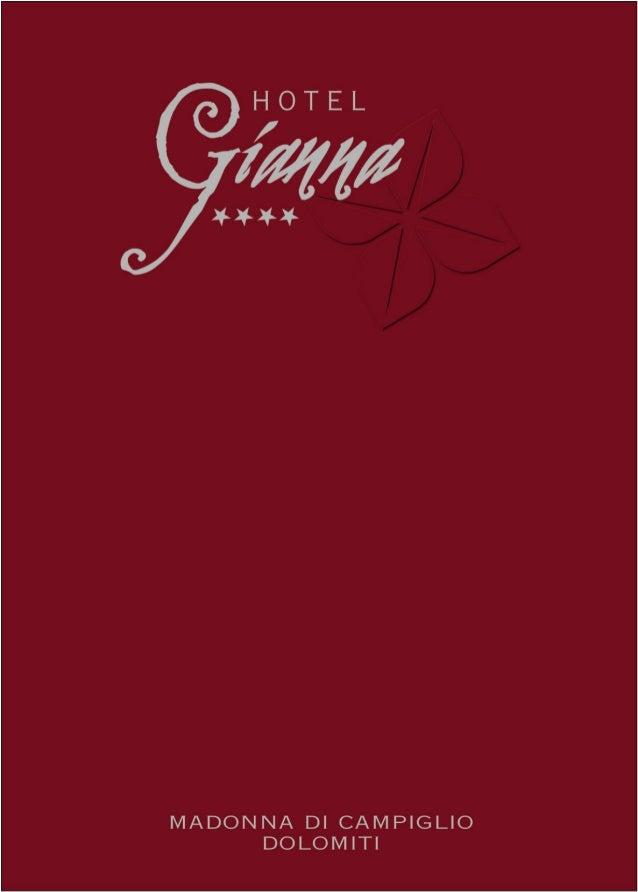 Unaccoglienza unica e rara, proprio come il quadrifoglio che ci rappresenta, Vi attende allHotel Gianna dove              ...
