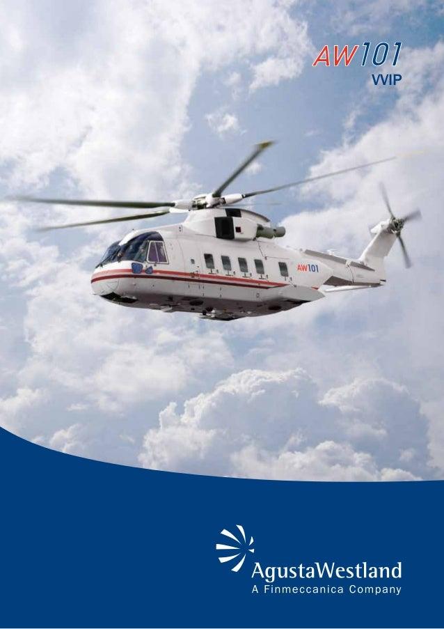 Brochure AgustaWestland AW101vvip
