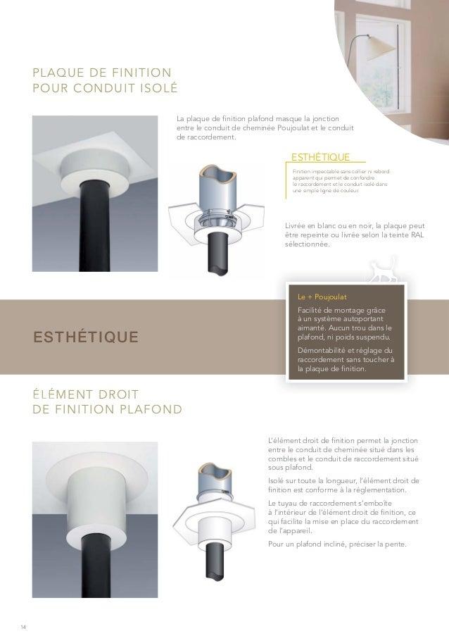 Poujoulat brochure solutions pour le chauffage au bois - Plafond pour toucher la rentree scolaire ...