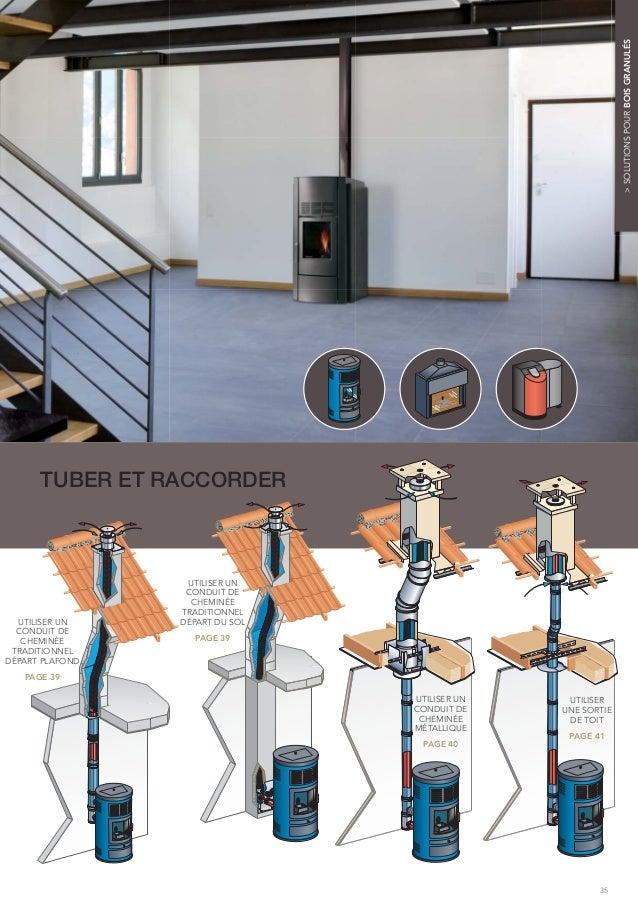 poujoulat brochure solutions pour le chauffage au bois et granules. Black Bedroom Furniture Sets. Home Design Ideas