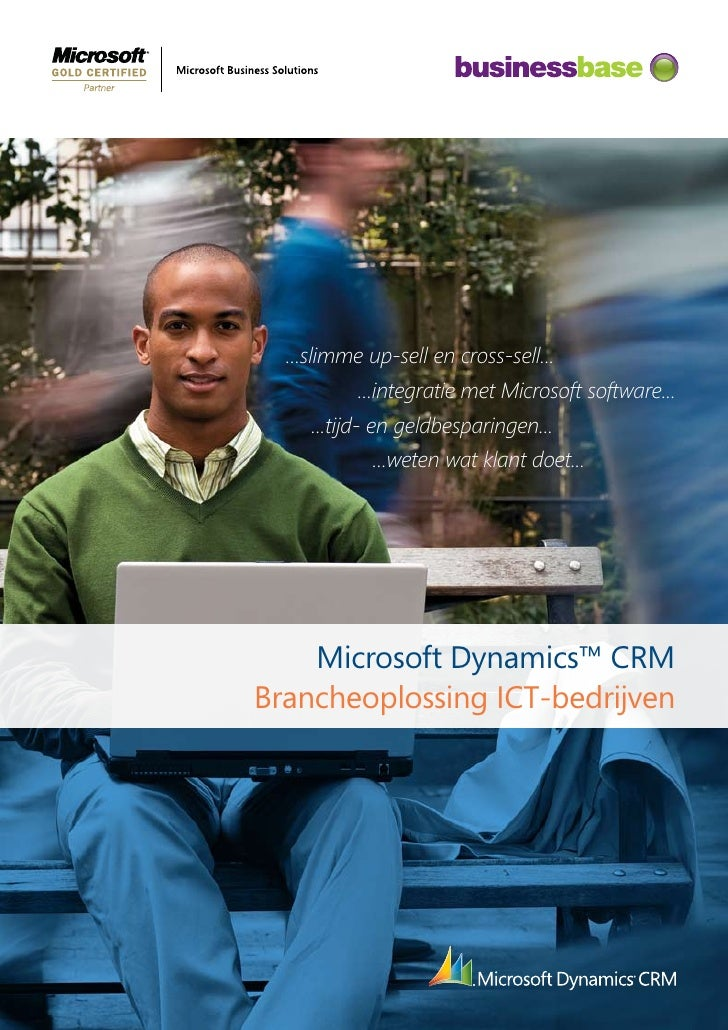 BusinessBase MS CRM solutions