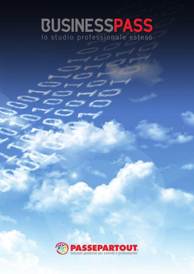 AZIENDA CLIENTE iDESK AZIENDA: il Commercialista può concedere l'utilizzo del software ai propri clienti e consentire loro...