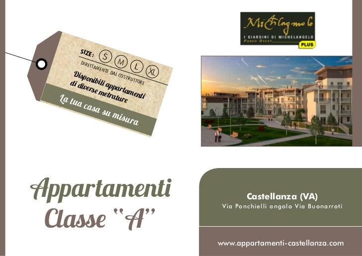 Brochure castellanza