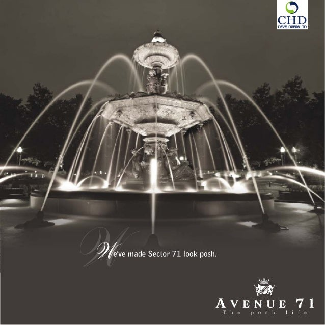 Best deal -CHD AVENUE SECTOR-71 GURGAON -2BHK ,3BHK AND 4BHK,CONTACTS-7042000548.9910238023