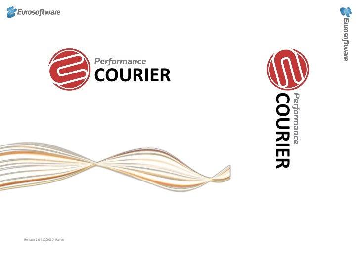 COURIER                                        COURIERRelease 1.0 [12/2010] Rando