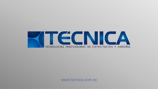 www.tecnica.com.ec